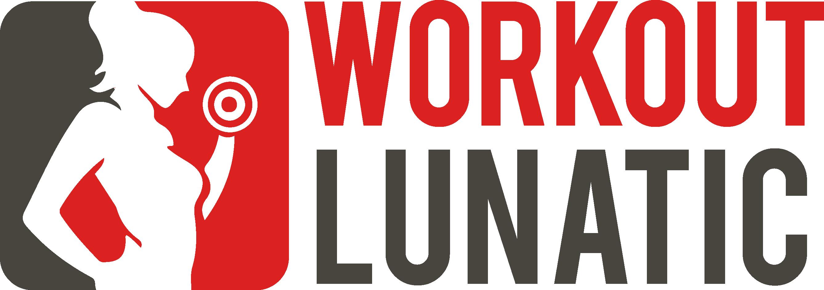 Workout Lunatic Logo