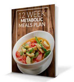 Metabolic Meals Plan