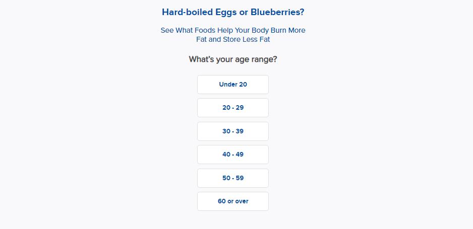 Metabolic Factor Quiz