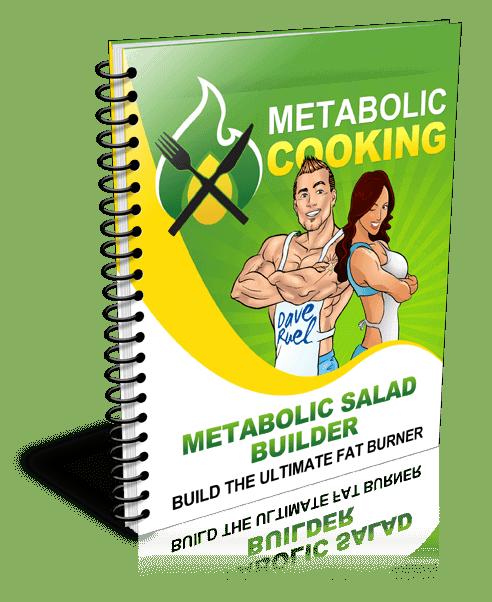 Metabolic Salad Builder Book