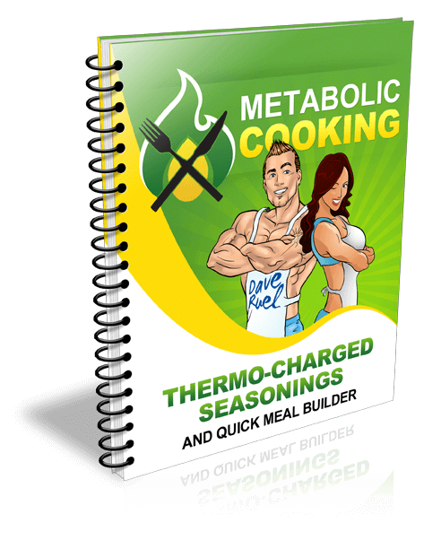 Thermo Charged Seasonings Book