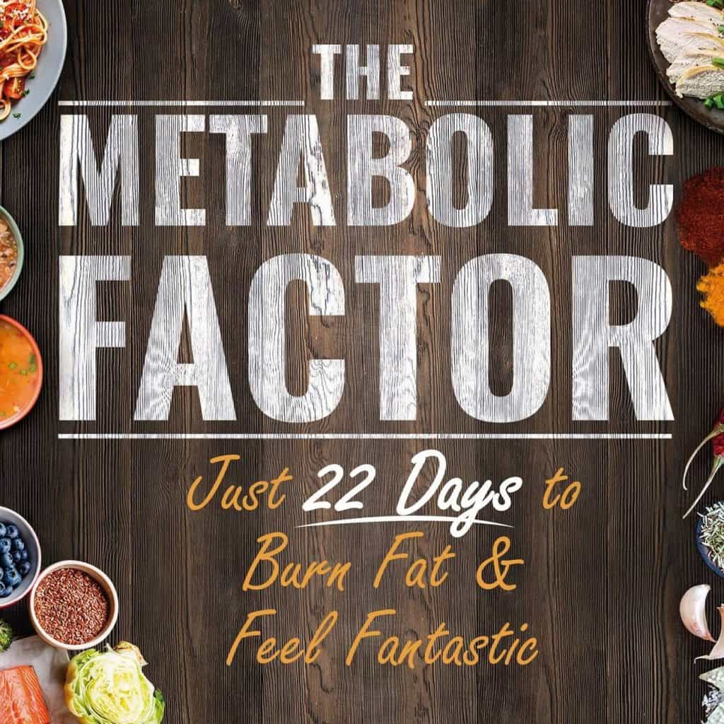 metabolic factor cover page