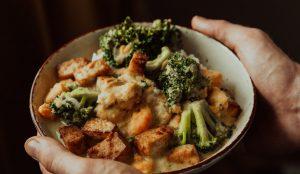 One-Skillet Chicken and Broccoli Diet plan
