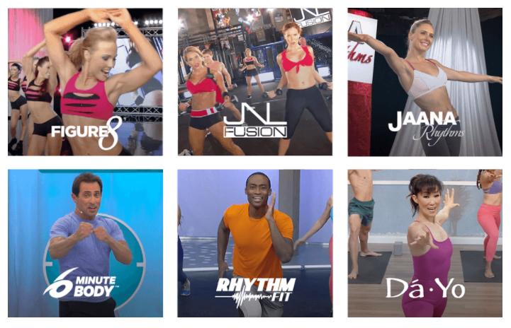 Body FX Workout program image